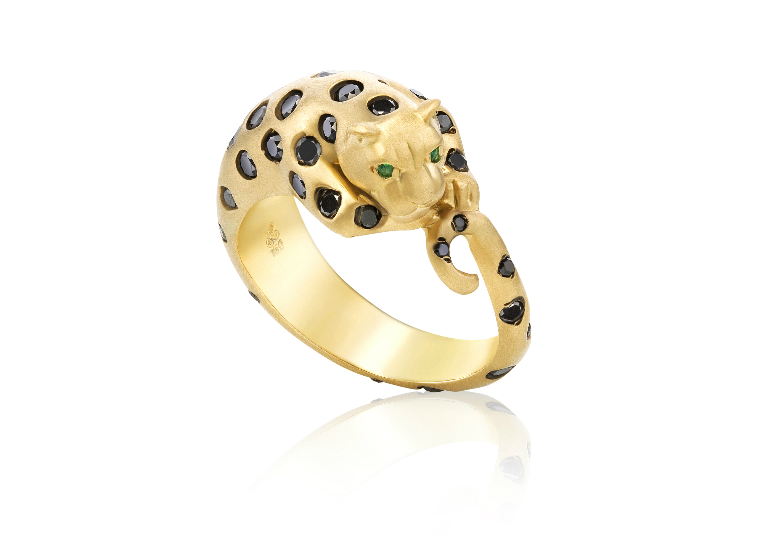 c1a9d15ff302 A Isa foi a inspiração para esse anel do Atelier Schiper, – Foto: André  Arthur